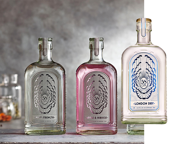 58 Gin Products