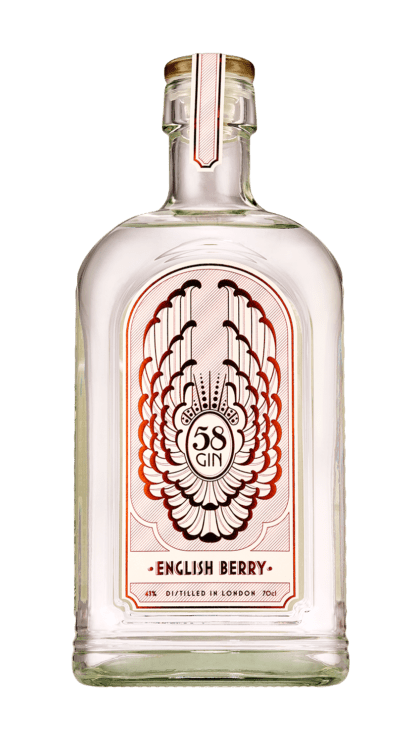 English Berry Gin